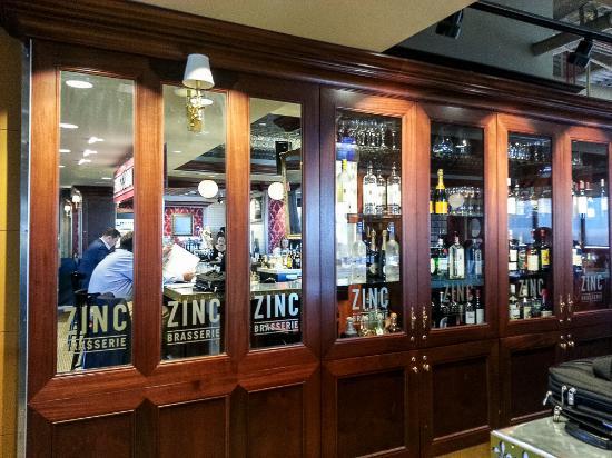 Zinc Brasserie