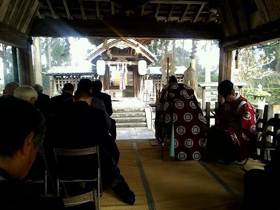 Shinomura Hachimangu Shrine
