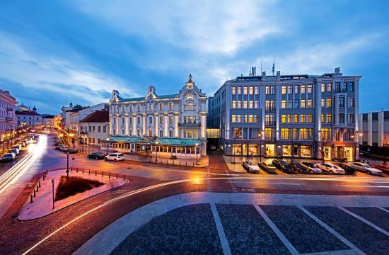 Radisson Blu Royal Astorija Hotel, Vilnius: Exterior