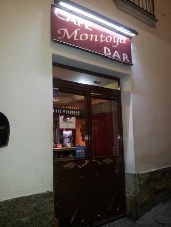 Cafe Bar Montoya