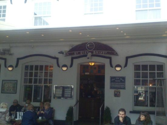The Old Ship Hotel Photo