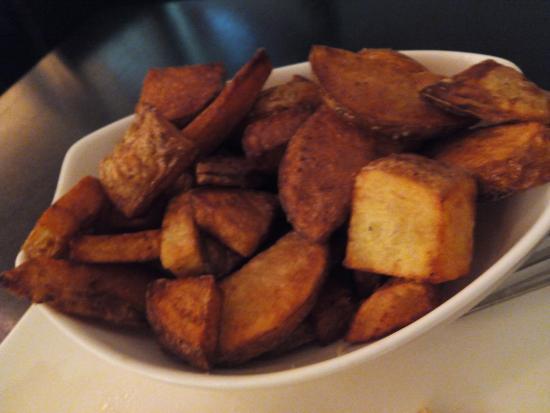 Burger House: patatas