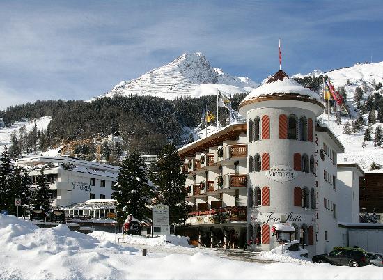 Turmhotel Victoria Davos Updated 2018 Prices Reviews Photos Switzerland Hotel Tripadvisor