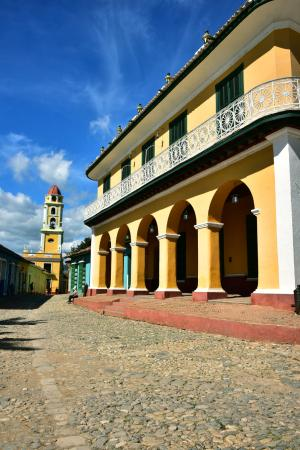 Sancti Spiritus, Kuba: trinidad cuba by swift314