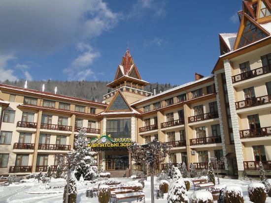 Karpatsky Zori Hotel