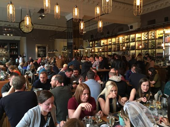 All bar one edinburgh