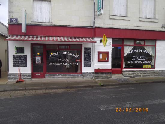 Chouze-sur-Loire, Francia: toujours en amélioration pour vous servir