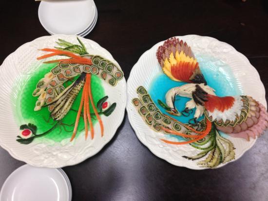 前菜(鳳凰)