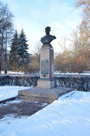 Bust V.M.Golubev