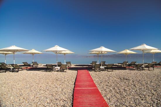 Alkyon Resort Hotel & Spa: Vrahati Beach_Alkyon