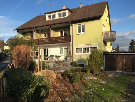 Stetten, Alemania: Gästehaus Schlegel | Kernen im Remstal