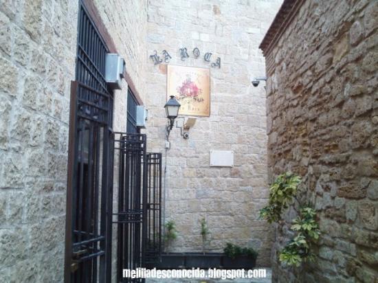 Callejon del Moro