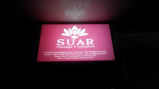 Suar Massage & Relaxation
