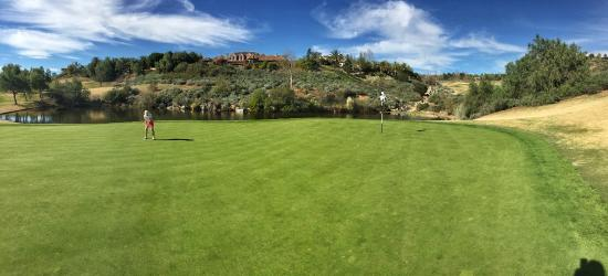 Maderas Golf Club: Interesting terrain makes for a different test of golf