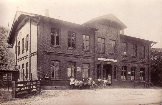 Krummesse, Alemania: Anno 1891