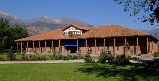 Pirque, Chile: Bodega de vinos
