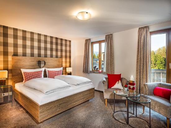 Schone Ferienwohnung Bayern Resort Hotel Apartments Grainau