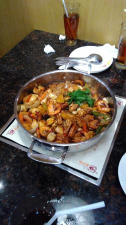 Huang Ji Huang Three Sauce Simmer Pot Sauce