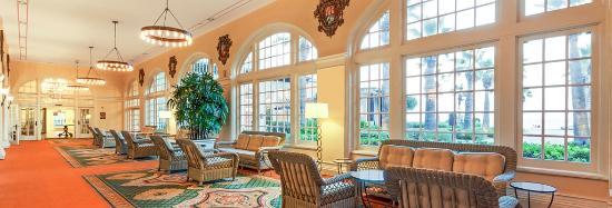 Hotel Galvez & Spa A Wyndham Grand Hotel: East Loggia