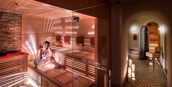 Frangarto, Italien: Sauna
