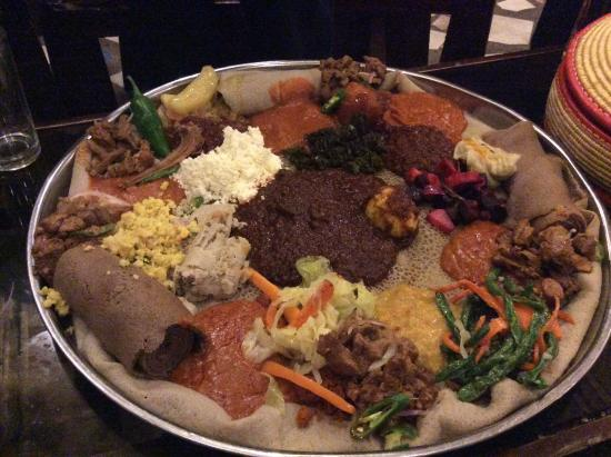 All the traditional ethiopian dishes picture of 2000 for Cuisine 2000