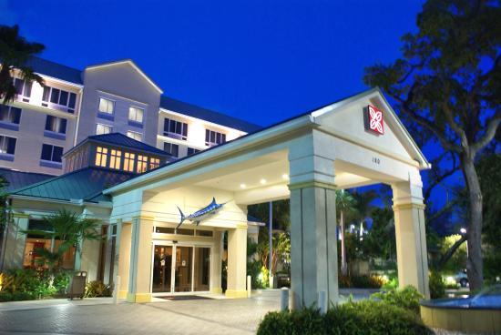 Hilton Garden Inn Ft. Lauderdale Airport-Cruise Port: Hotel Exterior