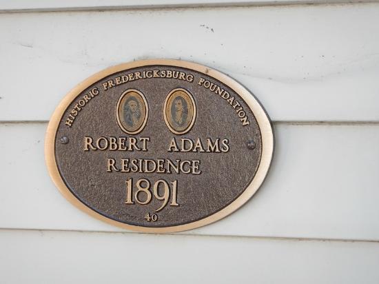 1890 Caroline House B&B: An historic Victorian property built in 1891 by Robert Walker Adams