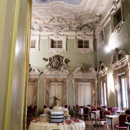 Palazzo Gaddi: Sala Colazioni