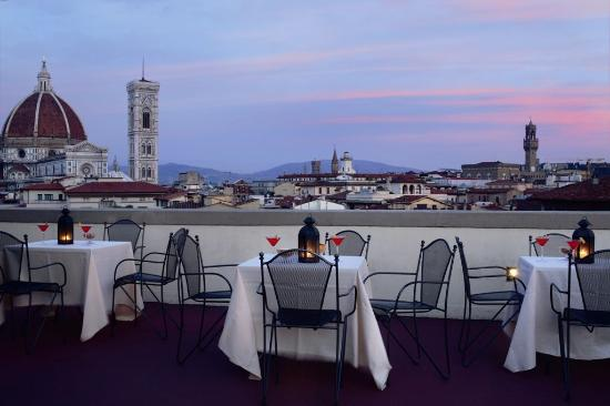B4 Astoria Firenze: Terrazza