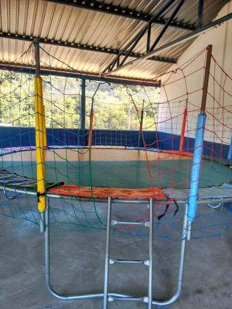 Pousada Praia do Sol: Sala de jogos