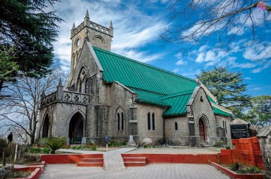 ‪Christ Church Kasauli‬