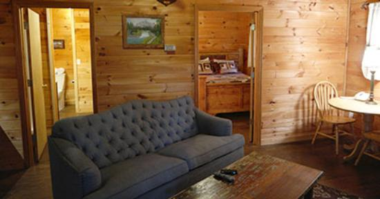 Sylvan Valley Lodge: Cabin Suite 21