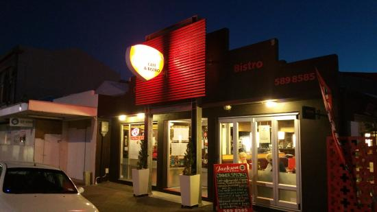 Cafe Petone Jackson Street