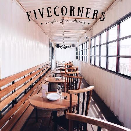 five corners cafe picture of ismud park medan tripadvisor rh tripadvisor co nz