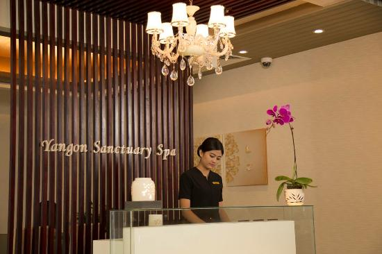 Yangon Sanctuary Spa