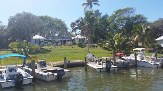 zuidwesten van de Golf Coast, FL: Cabbage Key