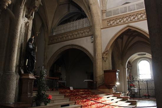 Nonnberg Abbey - Picture of Nonnberg Convent, Salzburg - TripAdvisor