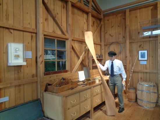 College Park Aviation Museum: One of the Wright brothers