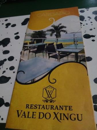 ‪Restaurante Vale do Xingu‬