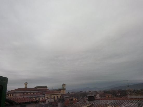 Albergo Fiorentino : Dalla camera 19