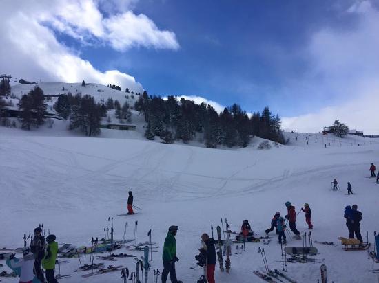 Les Collons, Switzerland: les pistes