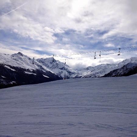 Les Collons, Switzerland: thyon les pistes