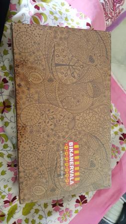 Bikanervala : my sweet box