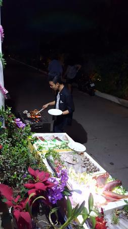 Boy chef photo de areca restobar 206 le de phu quoc tripadvisor