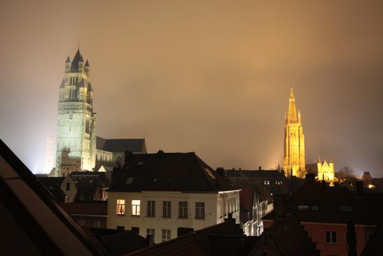 Hotel Restaurant 't  Putje: Вид из окна