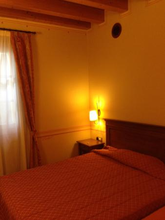 Hotel La Fornace: Il letto