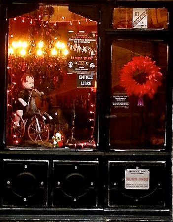 La Chaise-Dieu, ฝรั่งเศส: osez pousser la porte de l Imaginarium Symbialys
