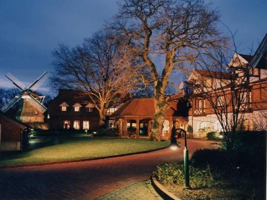 Herzlake, Deutschland: Nachtansicht