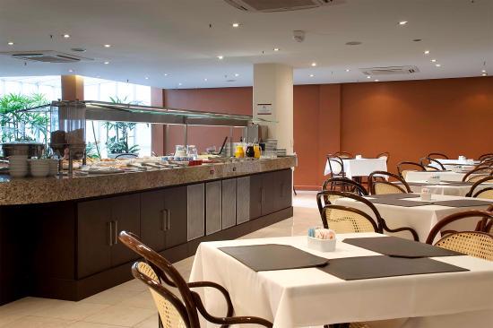 Master Premium Grande Hotel: Salão de Café