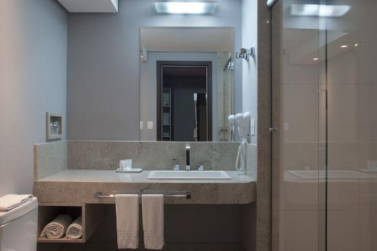 Master Premium Grande Hotel: Banheiro Apartamento Premium